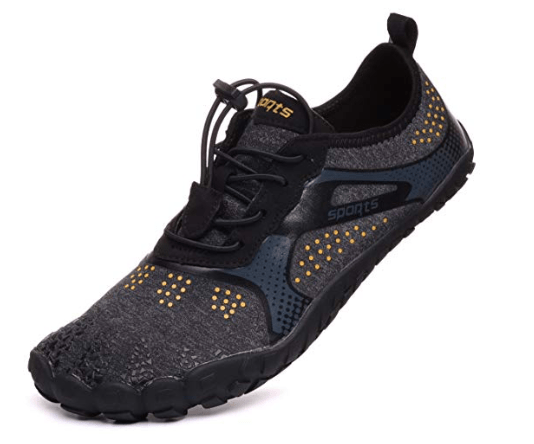 Great price. Available in three colour options. Made with animal-free products. Removable sock-liner inside the shoe.