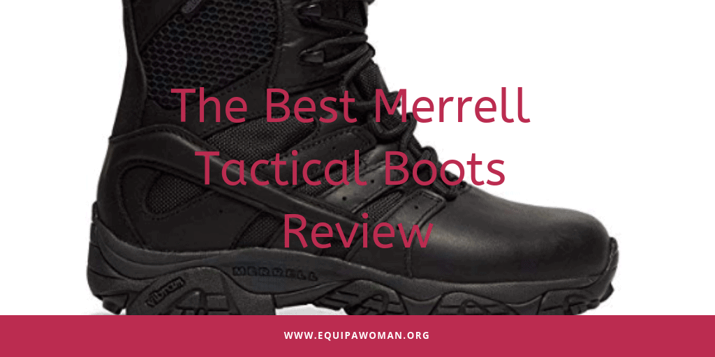 Best Merrell Tactical Boots Review