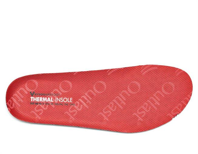 thermal insole vivobarefoot